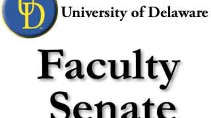 Thumbnail for channel Faculty Senate Meetings 2007 - 2008