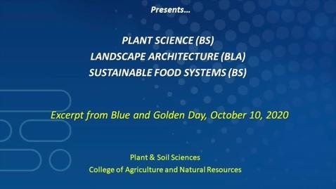 Thumbnail for entry PLSC Oct 10, 2020 BG Day Academic Session