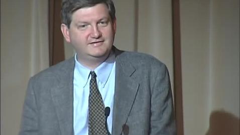 Thumbnail for entry Global Agenda_5-7-03_James Risen .mp4