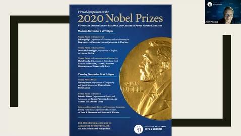Thumbnail for entry 2020 Nobel Symposium Part 2