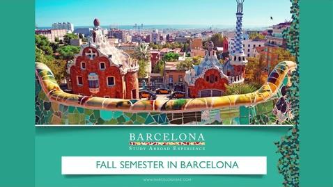 Thumbnail for entry 21F Barcelona, Spain