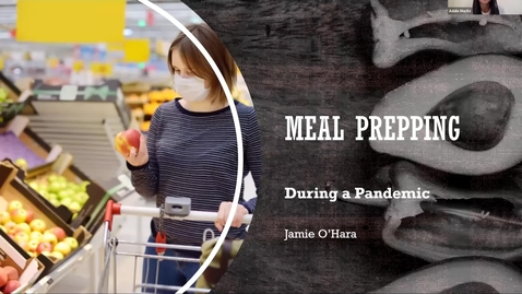 Thumbnail for entry Day of Wellbeing: Meal Prep