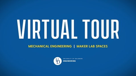 Thumbnail for entry Mechanical Engineering Virtual Tour — College of Engineering