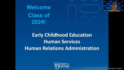 Thumbnail for entry Human Development and Family Sciences —College of Education and Human Development