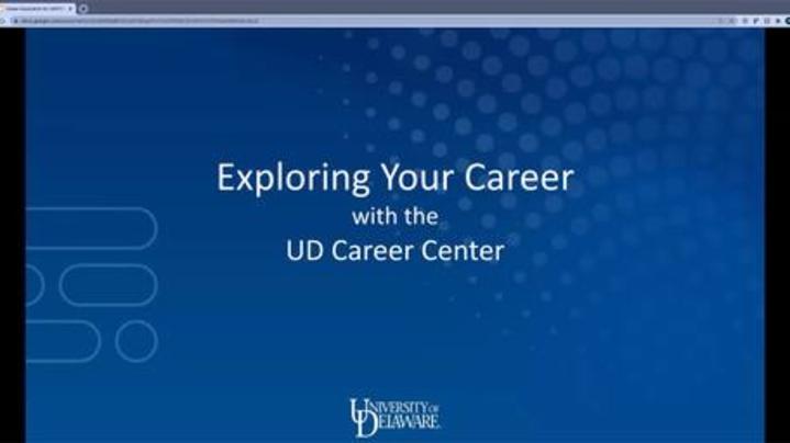 Thumbnail for channel Career Center