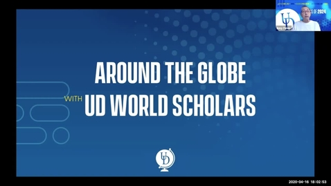 Thumbnail for entry Around the Globe with World Scholars - Auckland