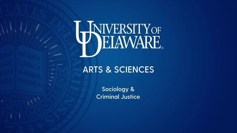 Thumbnail for entry 2019 Sociology and Criminal Justice Convocation