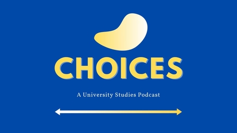 Thumbnail for entry Choices: Episode 3 - Fall 2020 Grading Options