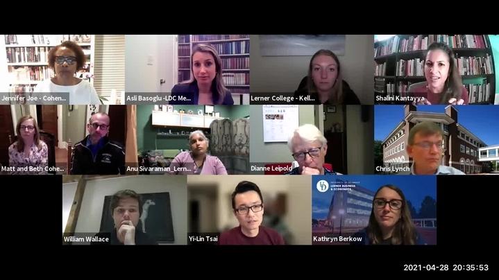 Thumbnail for channel Lerner Diversity Council