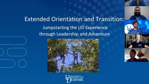 Thumbnail for entry Summit and QUEST — Extended Orientation and Transition Programs