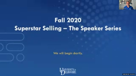 Thumbnail for entry Superstar Selling Meeting Series 9-25-20