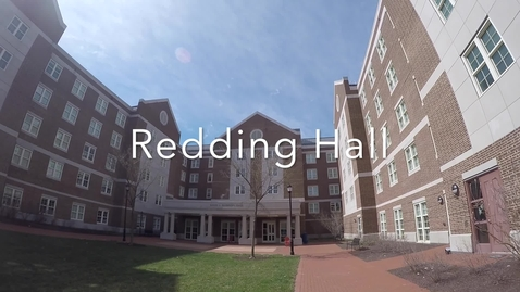 Thumbnail for entry Louis L. Redding Residence Hall Tour
