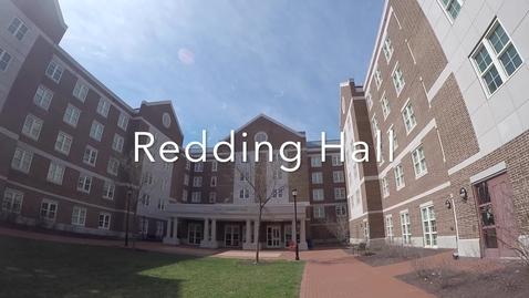 Thumbnail for entry Louis L. Redding Residence Hall Tour