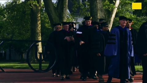 Thumbnail for entry 2019 Lerner Graduate Convocation.mp4