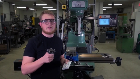 Thumbnail for entry CNC Mill Basics - 4 - Face Milling.mp4