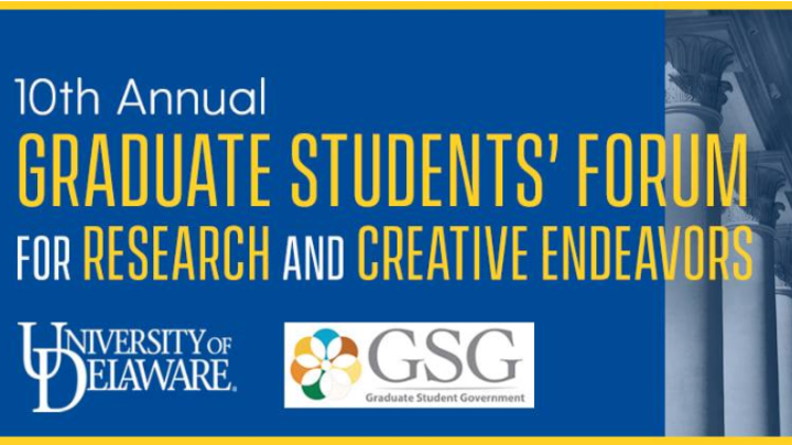 Thumbnail for channel GSG presents 10th Annual Graduate Students' Forum