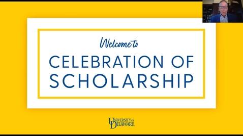 Thumbnail for entry 2021 Celebration of Scholarship | Athletics