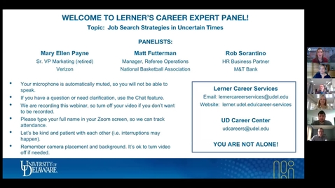 Thumbnail for entry 4.16.20_Job Search Panel