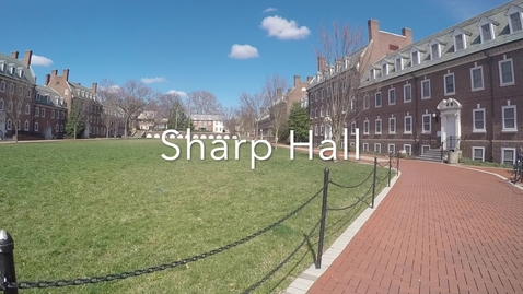 Thumbnail for entry Sharp Residence Hall Tour