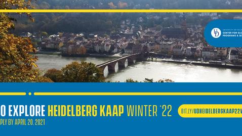 Thumbnail for entry 22W Heidelberg KAAP