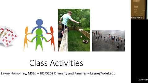 Thumbnail for entry KCTO19: Diversity Activities with Layne Humphrey