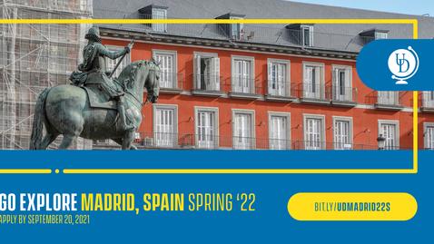 Thumbnail for entry Madrid, Spain
