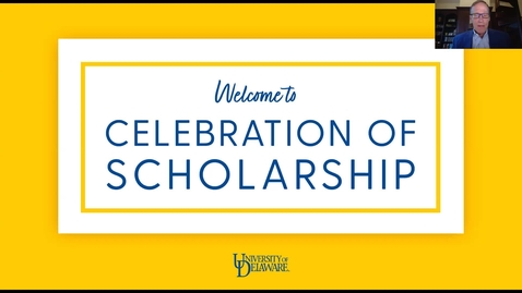 Thumbnail for entry 2021 Celebration of Scholarship | Biden School of Public Policy and Administration