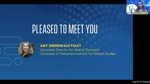 Thumbnail for entry Around the Globe with World Scholars - Athens