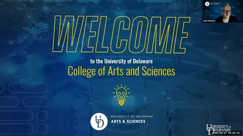 Thumbnail for entry College of Arts and Sciences Overview
