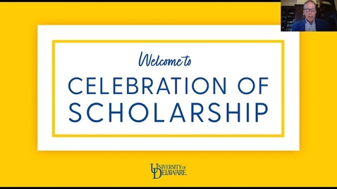 Thumbnail for entry 2021 Celebration of Scholarship | College of Arts & Sciences