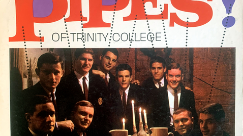 Thumbnail for entry Side A - The Pipes of Trinity College (1961)