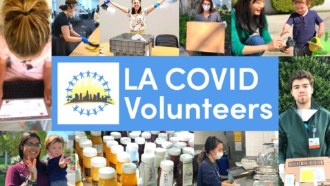 Thumbnail for entry Alumna Leads Effort to Support Health Care Workers in L.A.