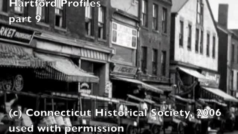 Thumbnail for entry Front Street Livelihoods & Full Credits, CHS Hartford Profiles, Part 9