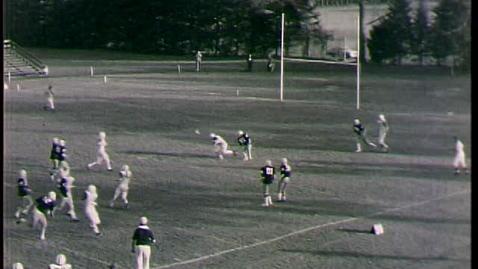 Thumbnail for entry Trinity vs. Amherst Freshmen 1977