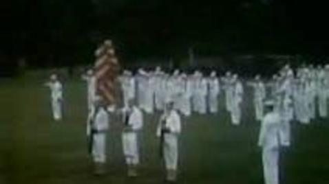 Thumbnail for entry Trinity College U.S. Navy V-12 College Training Program (1943-1945) color footage