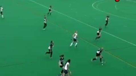 Thumbnail for entry Trinity vs. Middlebury 2009 (Women's Lacrosse)
