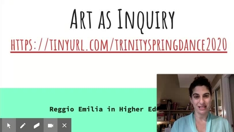 Thumbnail for entry Art as Inquiry