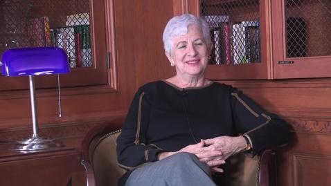 Thumbnail for entry Interview with Dori Katz