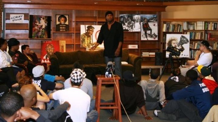 Thumbnail for channel Living Hip Hop: Interviews & Conversations