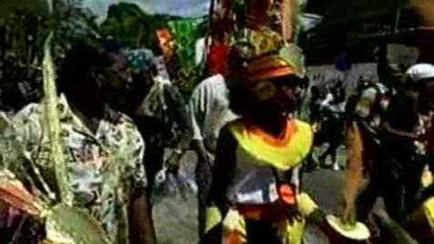 Thumbnail for entry Trinity in Trinidad, Carnival 1995 (Tape 8)