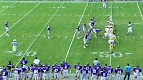 Thumbnail for entry Trinity vs. Williams College, 1991