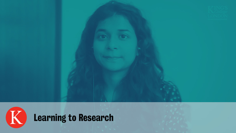 Thumbnail for entry Learning to Research