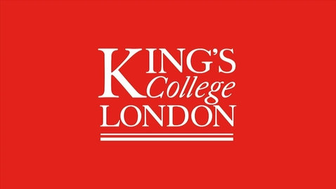 Thumbnail for entry Life after King's - An alumnus talks global networks, business, and augmented reality