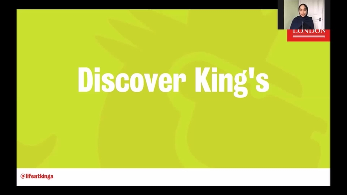 Life at King's - Discover King's (Part 3)