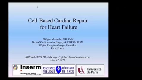 Thumbnail for entry Gobal Clinical Seminar: Meet the expert - Dr Menashe