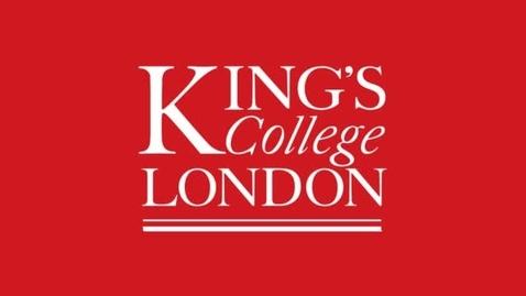 Thumbnail for entry King's Experience Award Ceremony 2015 - Jane Maddison's speech