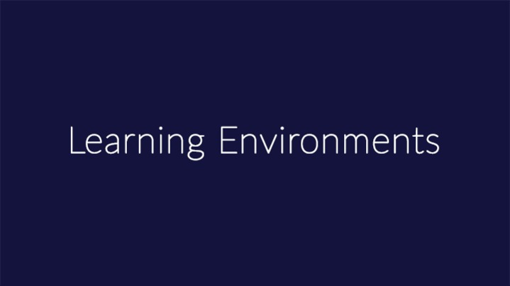 Thumbnail for channel Learning Environments: Recorded Trainings