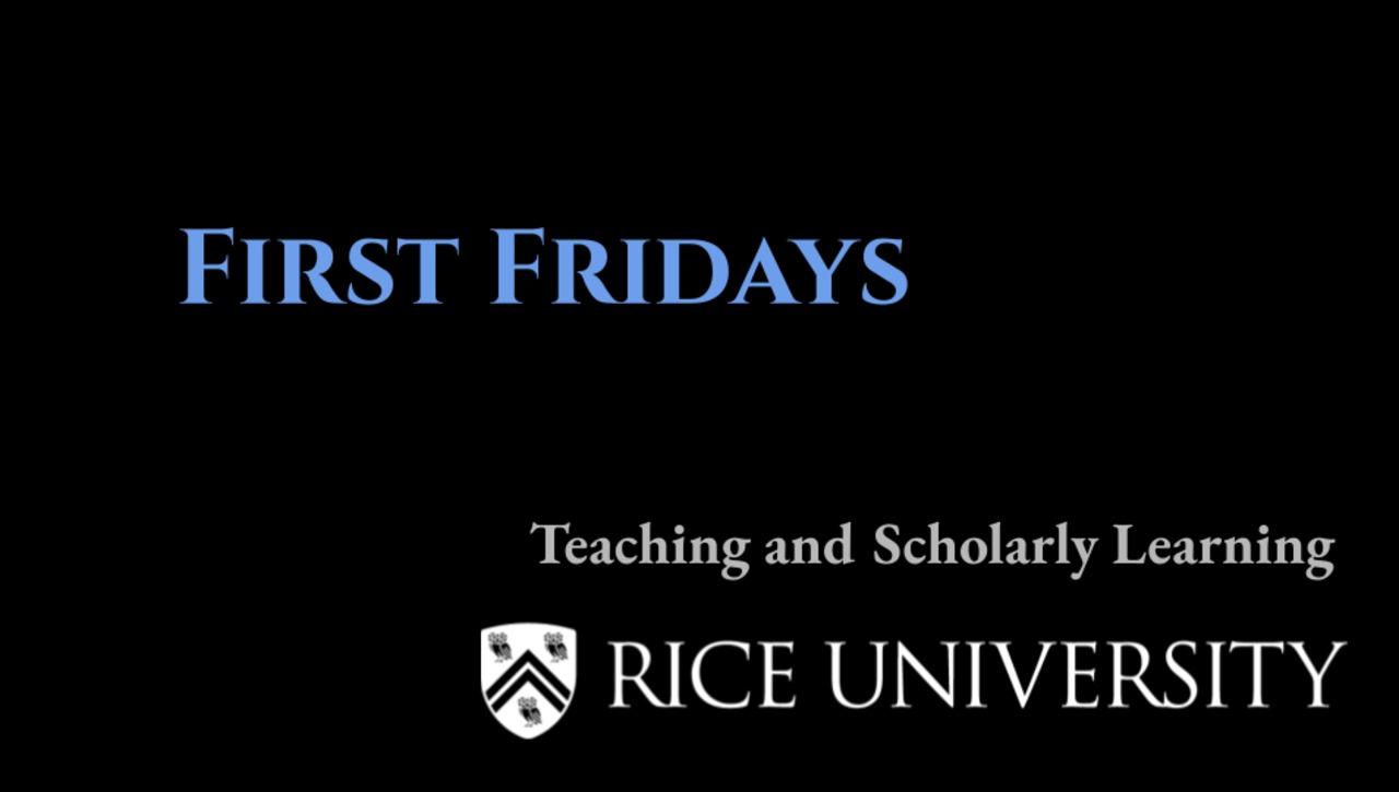 TSL First Fridays - Ep. 1 - Ray Simar