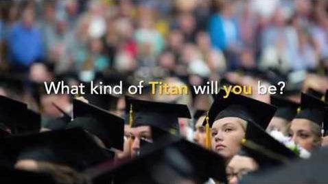 Thumbnail for entry Titans Are | UW Oshkosh