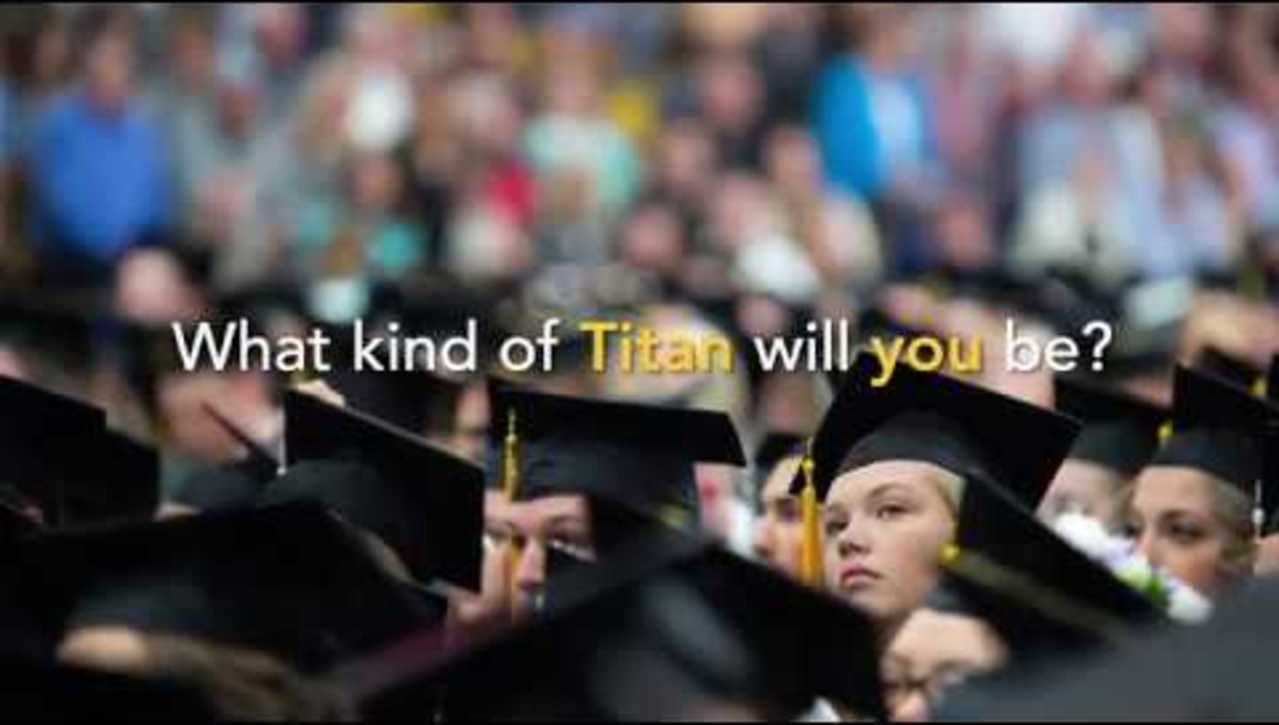 Titans Are | UW Oshkosh